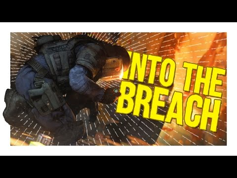 Into the Breach │ Rainbow Six: Siege Funny Moments