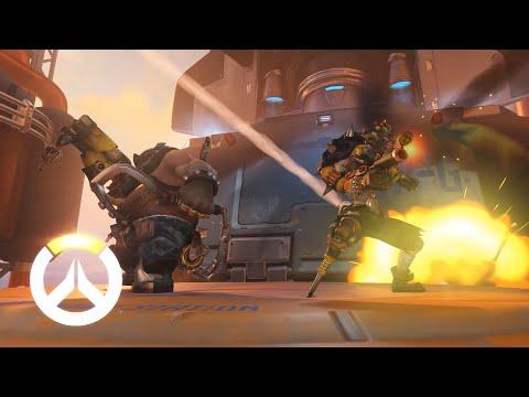 Introducing Roadhog and Junkrat | Overwatch