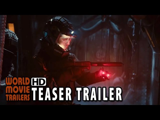 INFINI Teaser Trailer (2015) - Australian Sci-Fi Thriller Movie HD