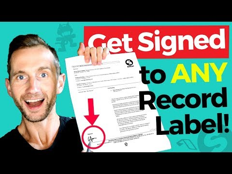 Download  How to Get Signed to a Record Label Even if you have NO followers! Gratis, download lagu terbaru