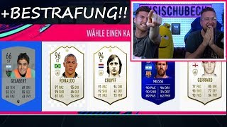 Timo FETTFINGERT im FUT DRAFT😂😂 Timo VS Simon🔥| Tisi Schubech FIFA 19 FUT DRAFT