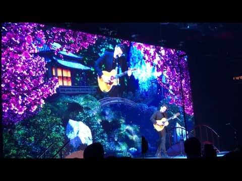 John Mayer - Emoji of a Wave - Madison Square Garden NYC 4/5/2017