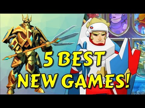 5 Best FREE Android & iOS Mobile Games of the Week | TL;DR Reviews #4