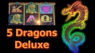 dragon deluxe slot machine