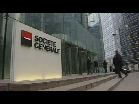 Greek losses drag SocGen profit down