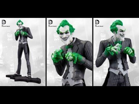 Arkham Joker Statue Joker Batman Arkham City