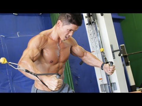 Mike's Killer Muscle Building Chest Workout video