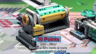Misiones del Juego del Robot Desafío 2017 HYDRO DYNAMICS