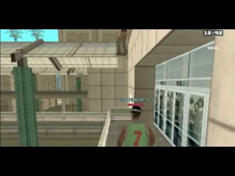 Gta sa Free Running Video