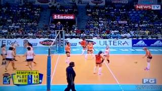 ALYSSA VALDEZ BEST vs Meralco