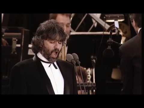 Andrea Bocelli - Opéra