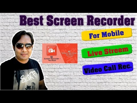 Best Screen Recorder For Android Mobile | Tips and Tricks