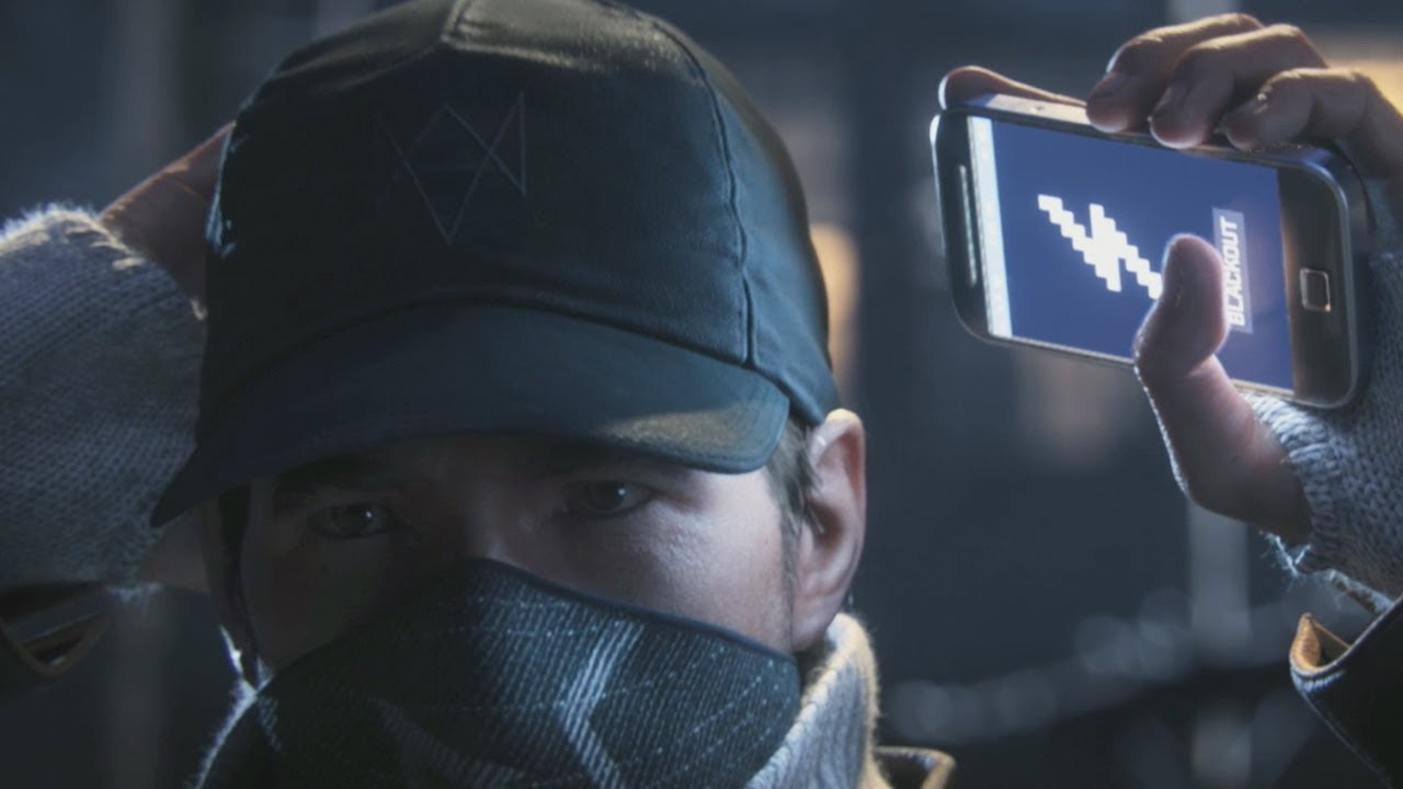Watch Dogs  Remove Glasses