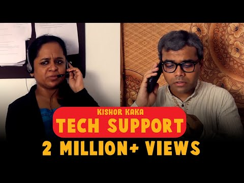 Kishore Kaka | Tech Support video