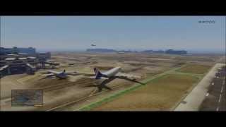 GTA 5 - How To Get The 747 (LARGEST JET IN THE GAME!)