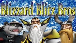 Warcraft 3 - Blizzard Blitz Bros