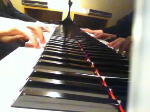 Jounetsu Tairiku Piano Duo (情熱大陸 ピアノ連弾)