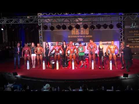 06 - Mr. Rio 2015 - Primeira Fase - IFBB Rio