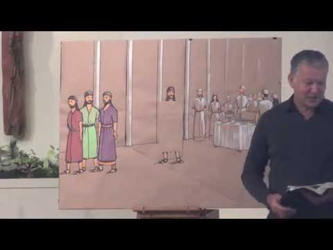 Children's Bible Talk - The Parable of the Wedding Feast