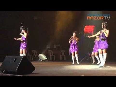 Dae Jang Geum's Ending Theme Onara (the Purple Phoenix Live In Singapore Pt 4) video
