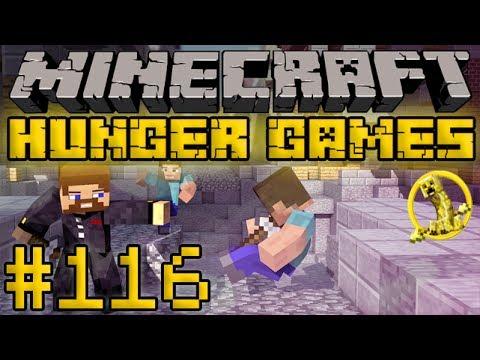Голодные Игры #116 - В команде с Някутой - Minecraft Hunger Games
