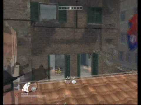 James Bond OO7 - Quantum of Solace - Wii - Siena Rooftops - NEW & BETTER QUALITY