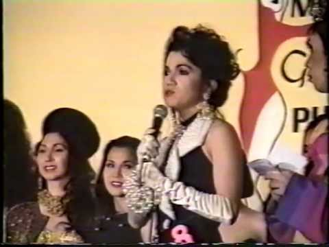 The 1994 Miss Gay Philippines 5 Prettiest Q&A and Crowning