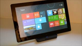Windows 8 running on Samsung 700T Tablet - Better than iPad [Review]