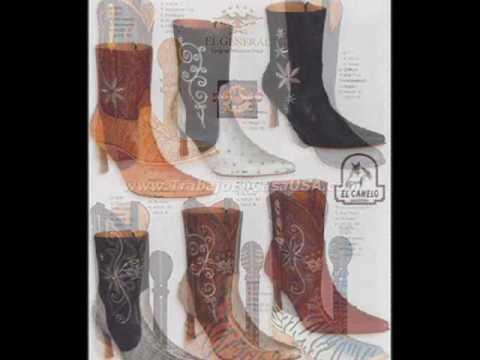Botas El General Trabajo en Casa Venta Por Catalogo Botas Vaqueras Zapateria Diana Boots Fashion USA