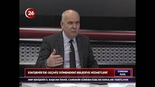 Gündem Özel | İsmail Candemir MHP Eskişehir İl Başkanı