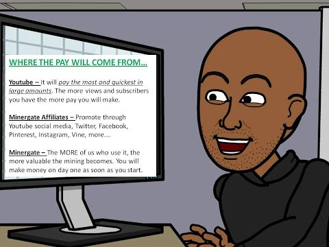 Malcom's Making Money Quick with Digital Mining of Bitcoin and Social Media