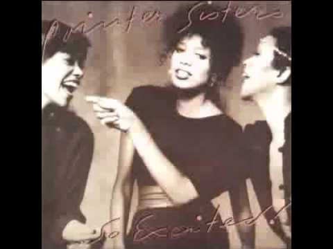 The Pointer Sisters - I Feel For You