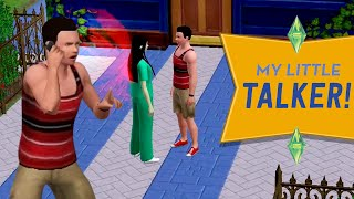 MY LITTLE TALKER - Sims 3 Ever After Ep.42