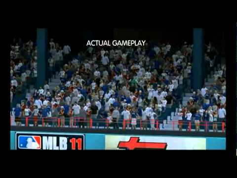 MLB 11 THE SHOW GAMEPLAY HIGHLIGHTS