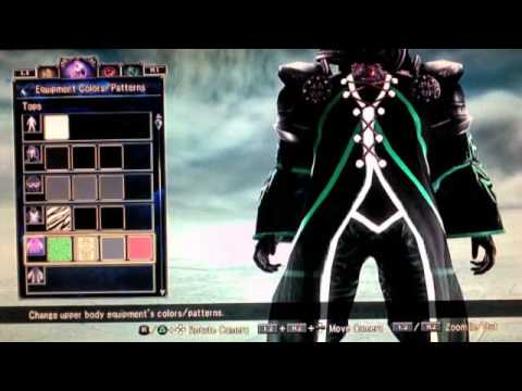 Soul Calibur V - Zant (Twilight Princess)