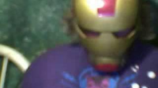 iron man fart