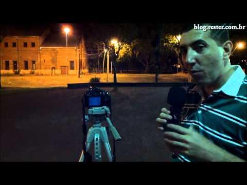 #ResterTECH S02E20 - Fotos Noturnas com a Canon SX30 IS