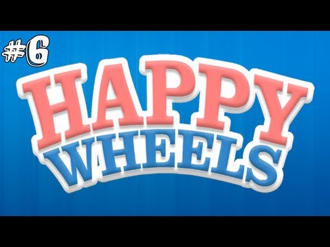 Happy Wheels - Pro Total JerkFace! - Part 6