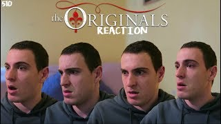 THE ORIGINALS REACTION // 510 'There in the Disappearing Light'