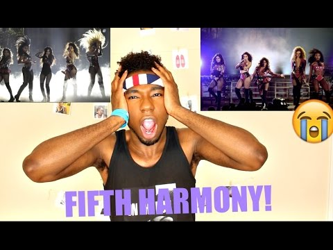 FIFTH HARMONY - Work From Home ON Billboard Performance REACTION