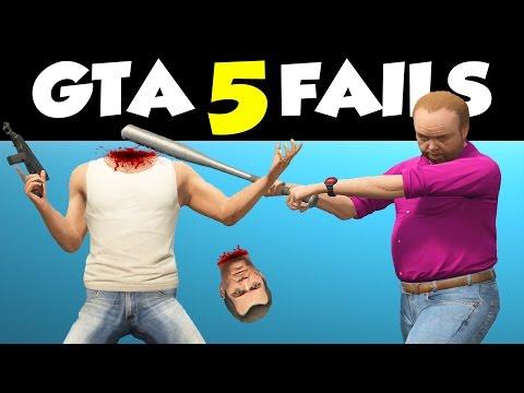 GTA 5 FAILS & WINS #15 // (GTA V Funny Moments Compilation)