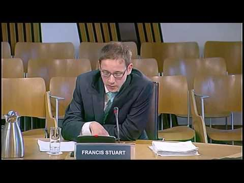 Local Government and Regeneration Committee - Scottish Parliament: 6th November 2013