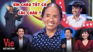 Trấn Thành-Việt Hương vô cùng phấn khích khi gặp Bà Tân Vlog tại Người Bí Ẩn l VieTalents Official