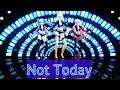 MMD Not Today Hatsune Miku Megurine Luka And Kagamine Rin 1080р mp3