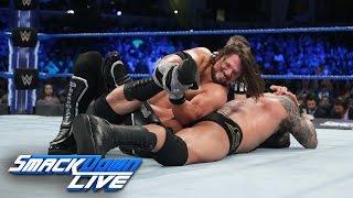 Randy Orton vs Aj Styles - Smackdown 08/03 Highlights HD