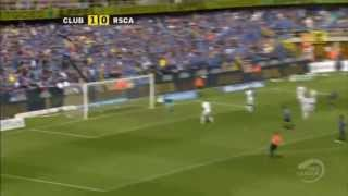 Club Brugge 2012-2013 Goal of the Season