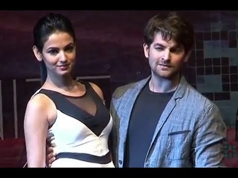 Neil Nitin Mukesh & Sonal Chauhan Promote '3G' At Bhavans College