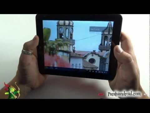 BQ Curie. características. análisis a fondo y video review en Español