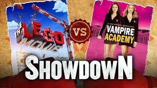 The Lego Movie vs. Vampire Academy - Which Movie Are You Seeing This Weekend? Showdown HD