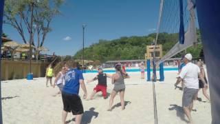 download lagu St. Louis Sand Bar, Sand Volleyball gratis